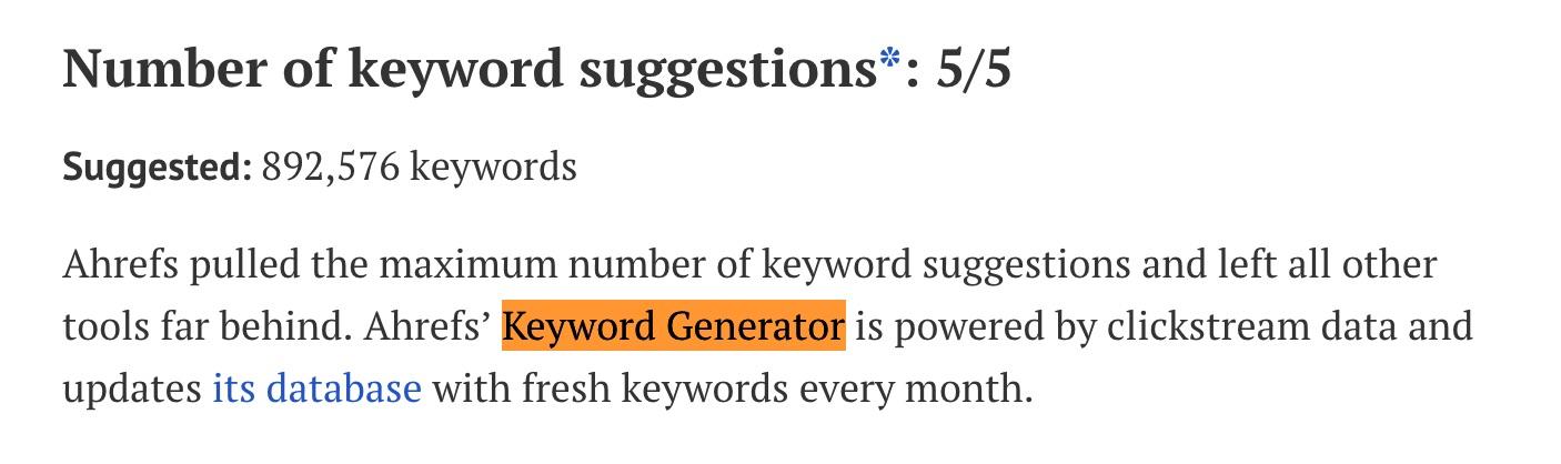 6 meilleurs outils de recherche de mots clés pour le référencement