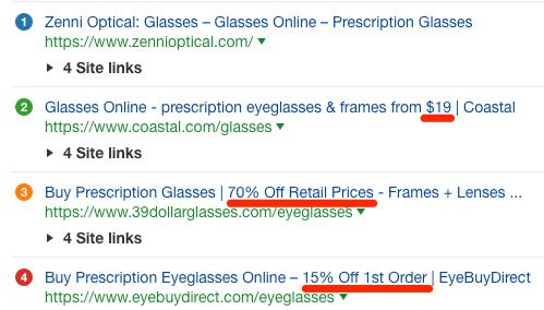 acheter des lunettes en ligne