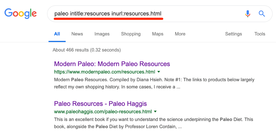 paleo resources operator