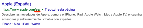 apple spain