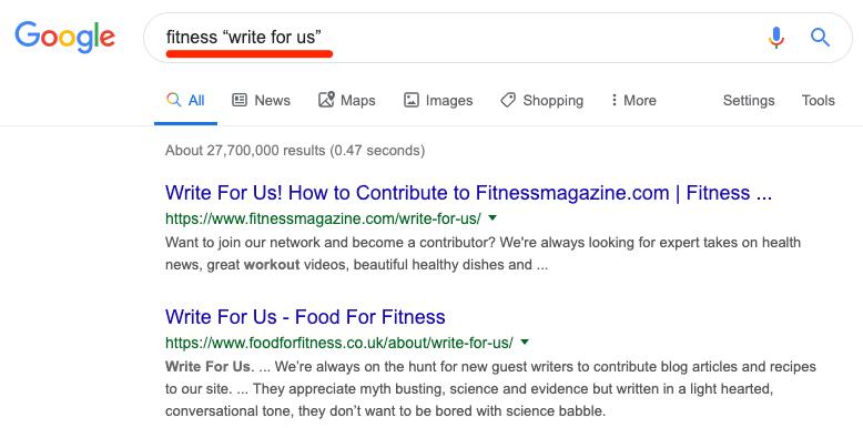 escreva para nós google