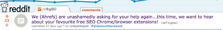 reddit favourite free chrome extensions