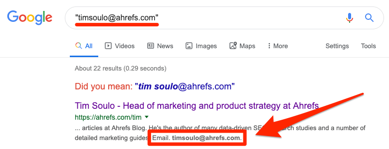 8 Actionable Ways To Find Anyone's Email Address [Updated