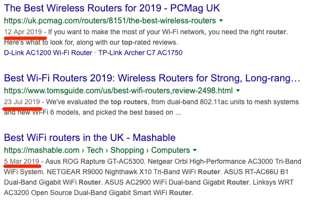 best router serp 1