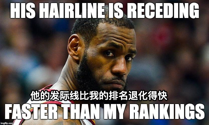 lebron hairline CN