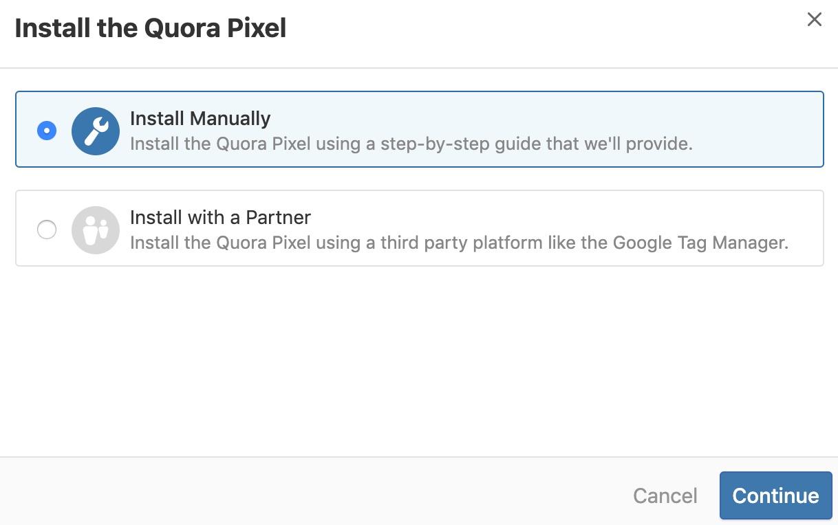 Pixels Conversions Quora