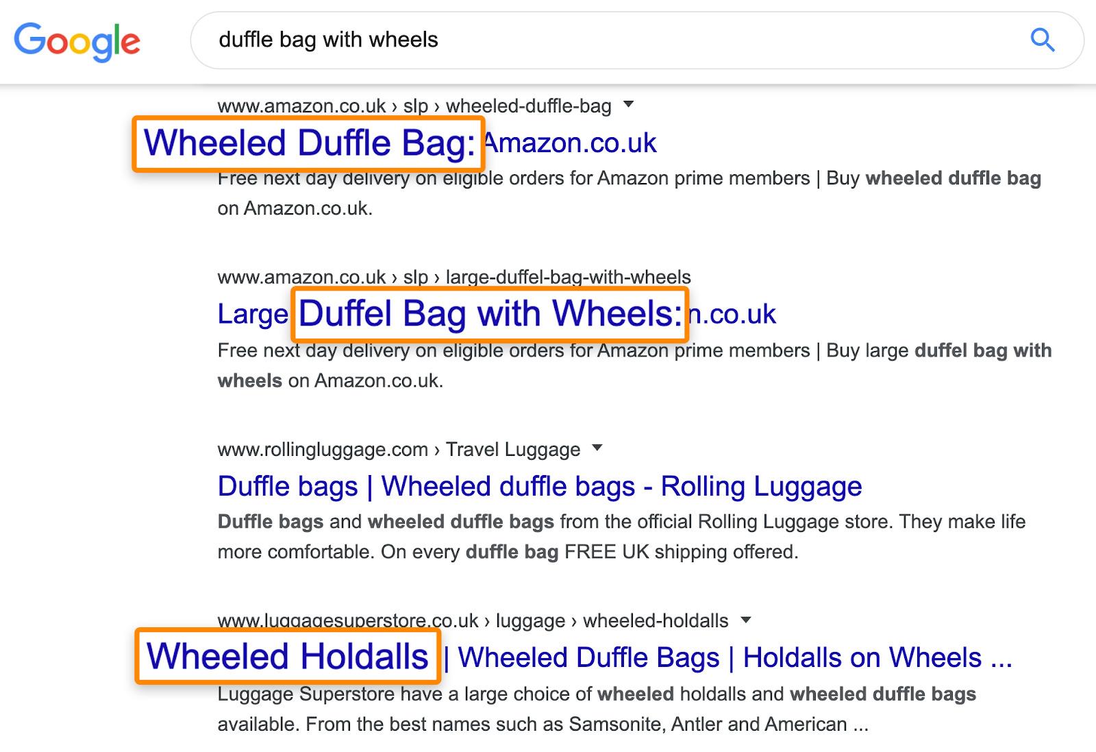 5 wheeled duffel bags 1