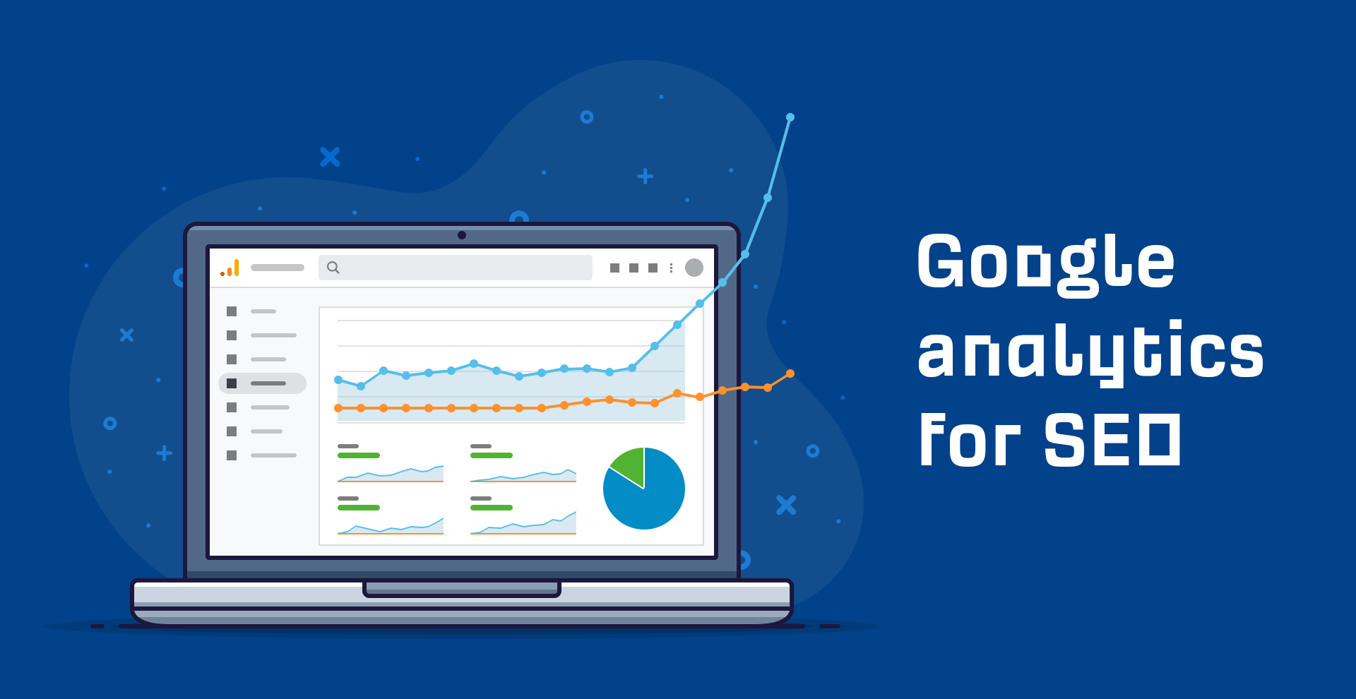 How to Use Google Analytics to Improve SEO Performance