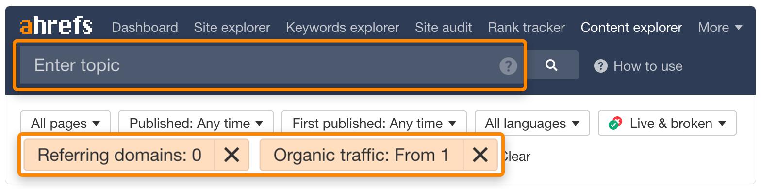 1.content explorer