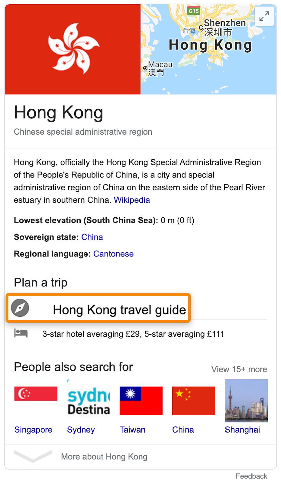 17 hong kong travel guide