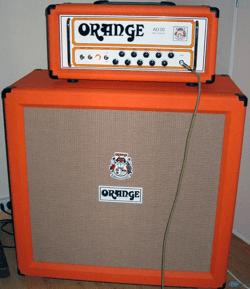 naranja AD30HTC - amplificador de 30 vatios