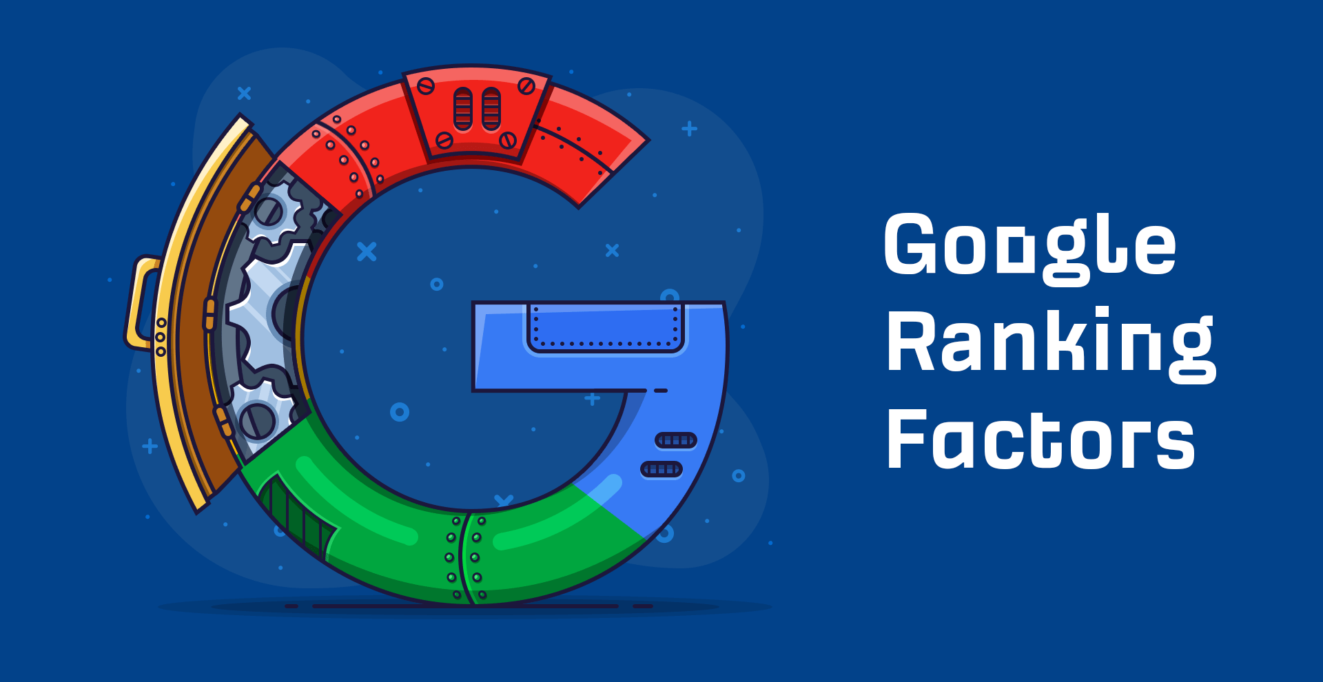 fb google ranking factors