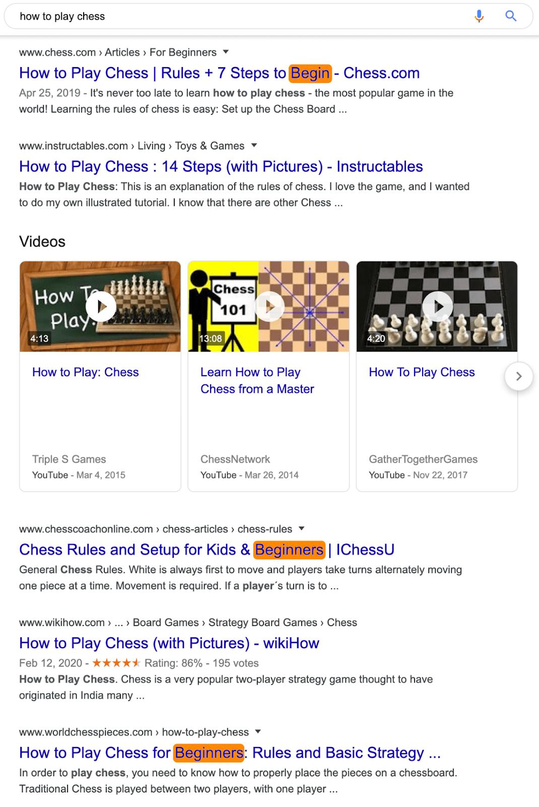 9 Comment jouer au serp d'échecs
