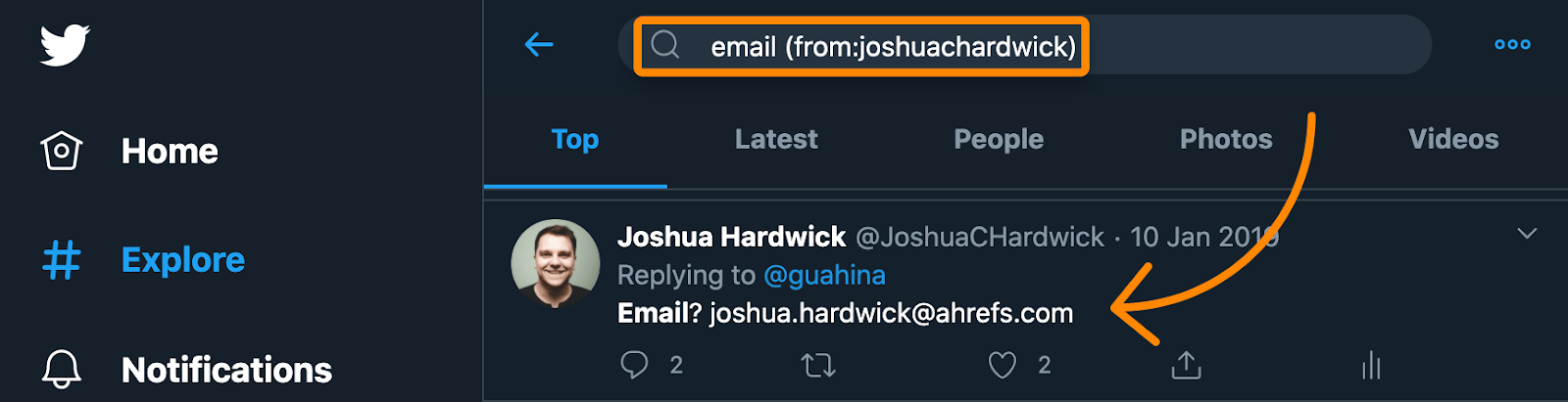 email twitter unciphered 1