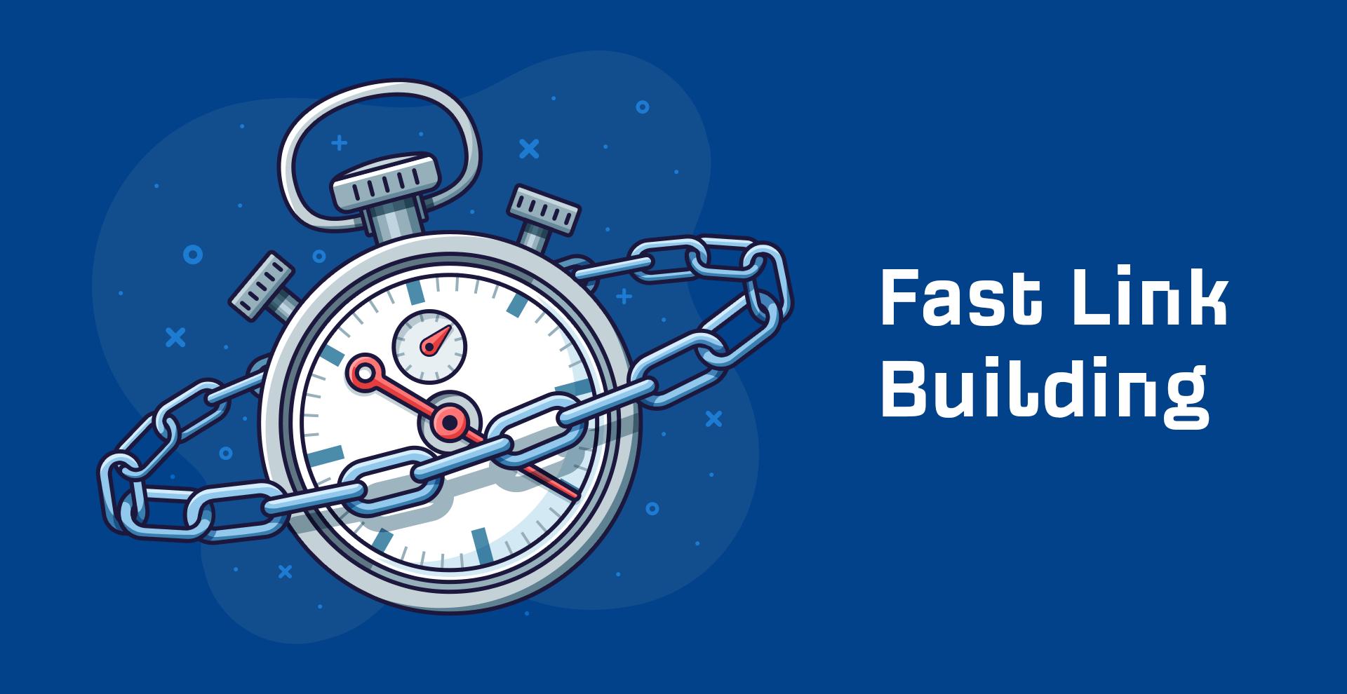 fb fast link building