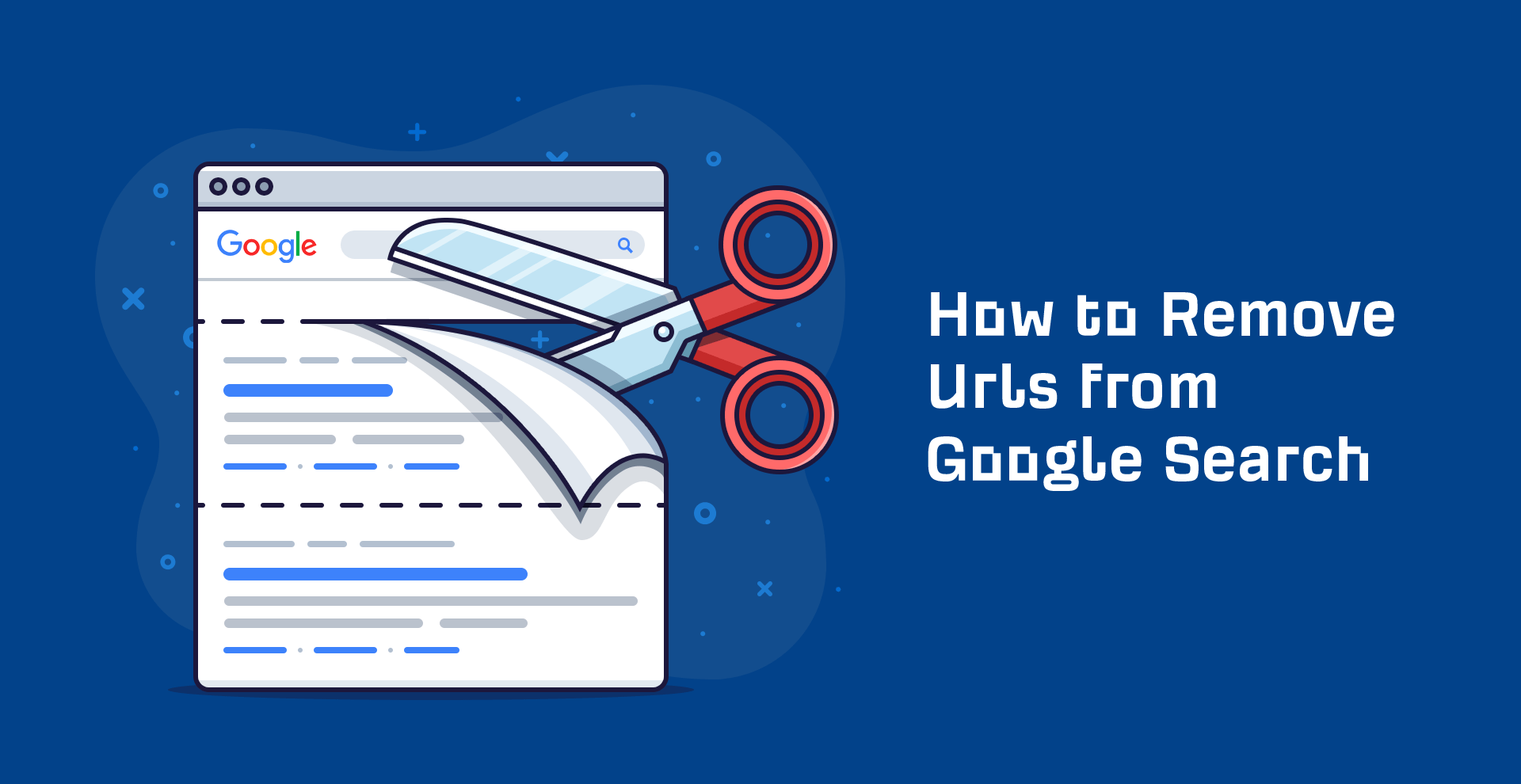 fb how to remove urls from google search