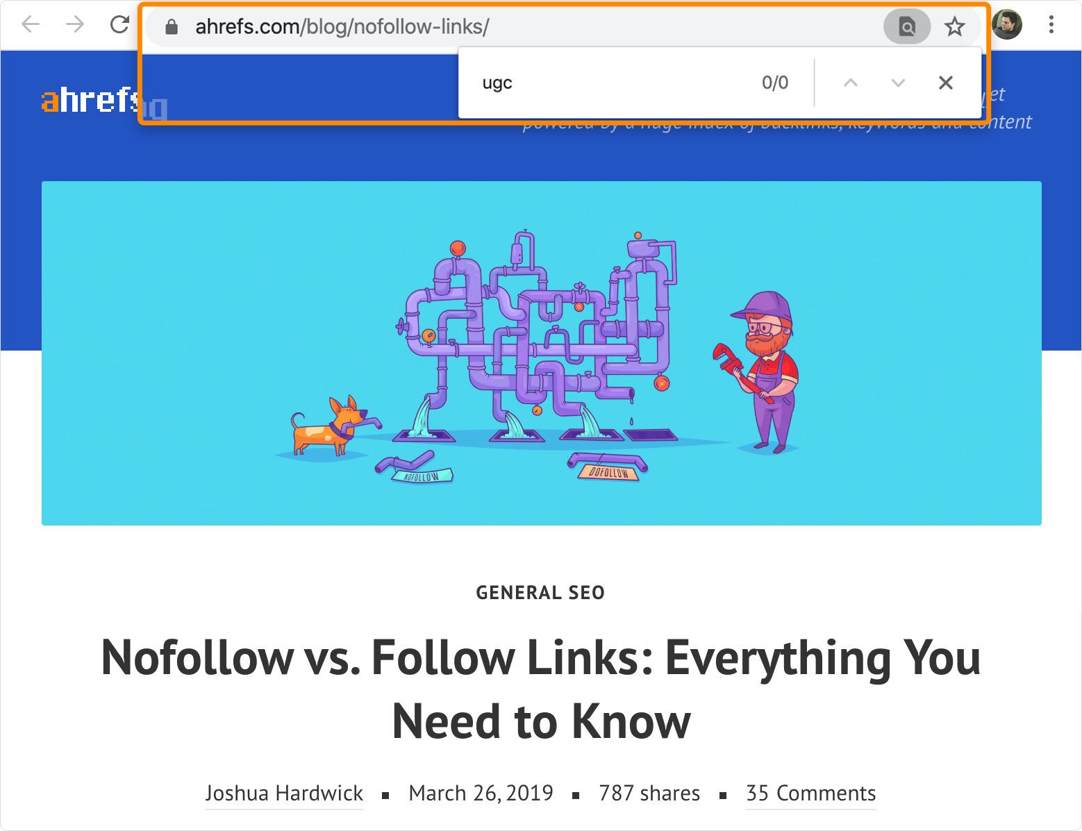 4 nofolloow post