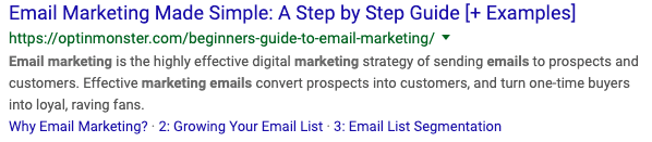 email marketing beginner guide 1