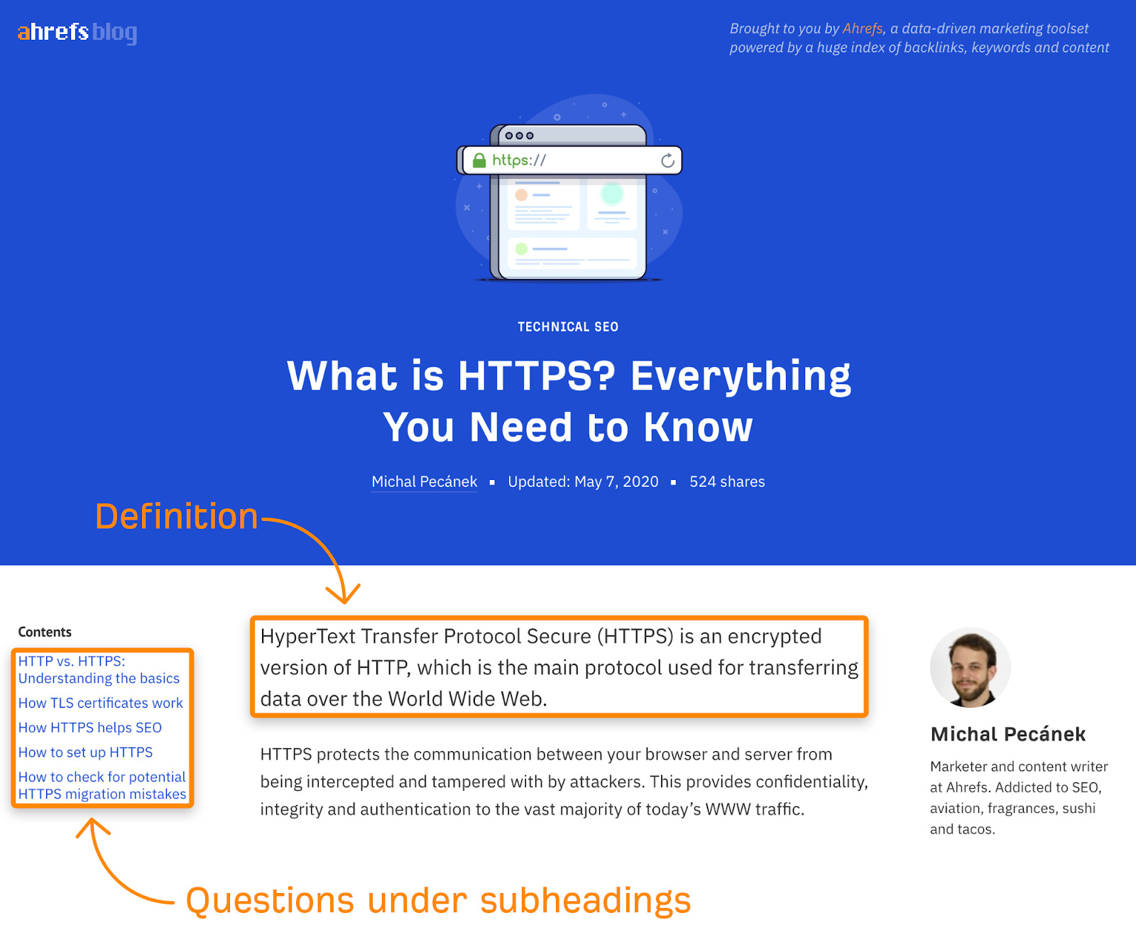 12 https definition