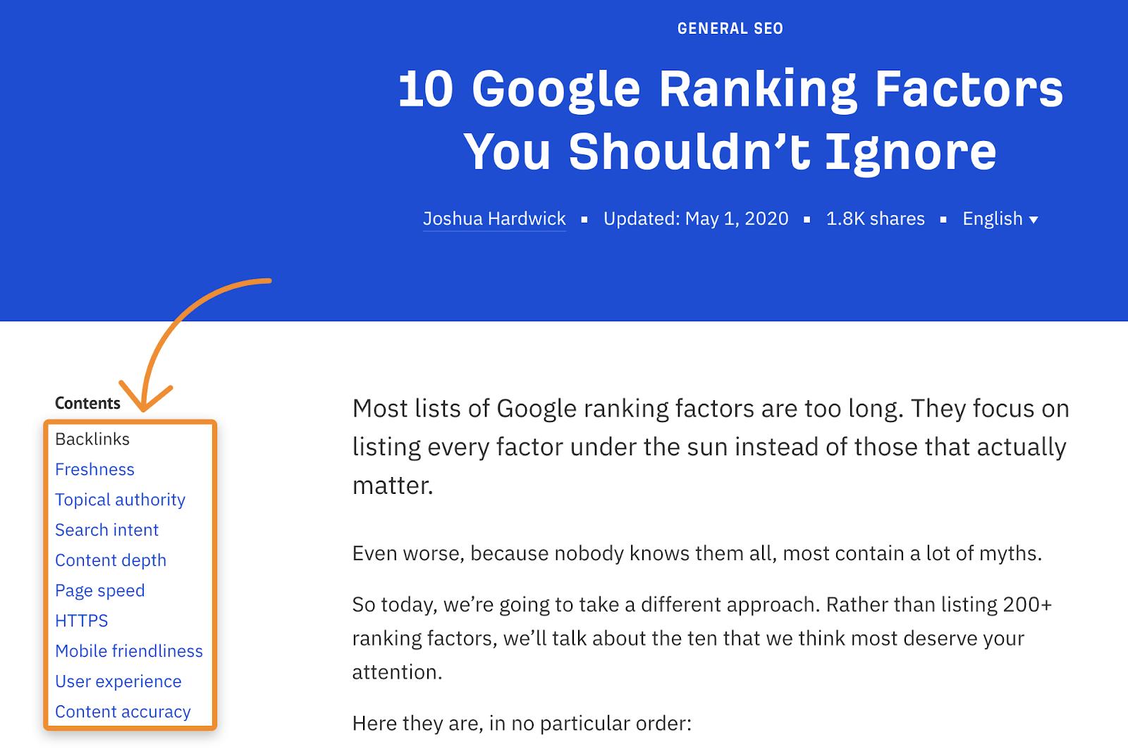 4 lista sem números