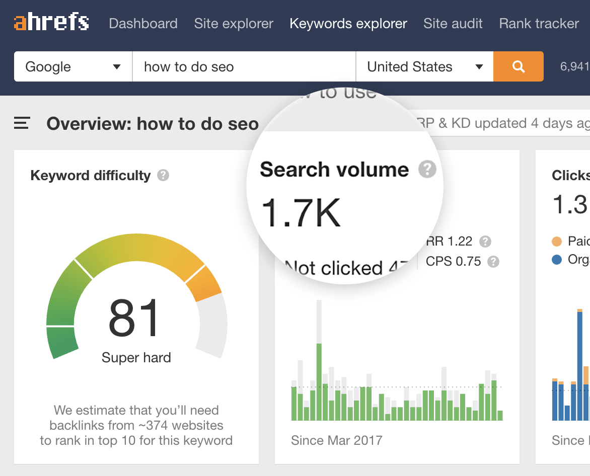 2 how to do seo keywords explorer