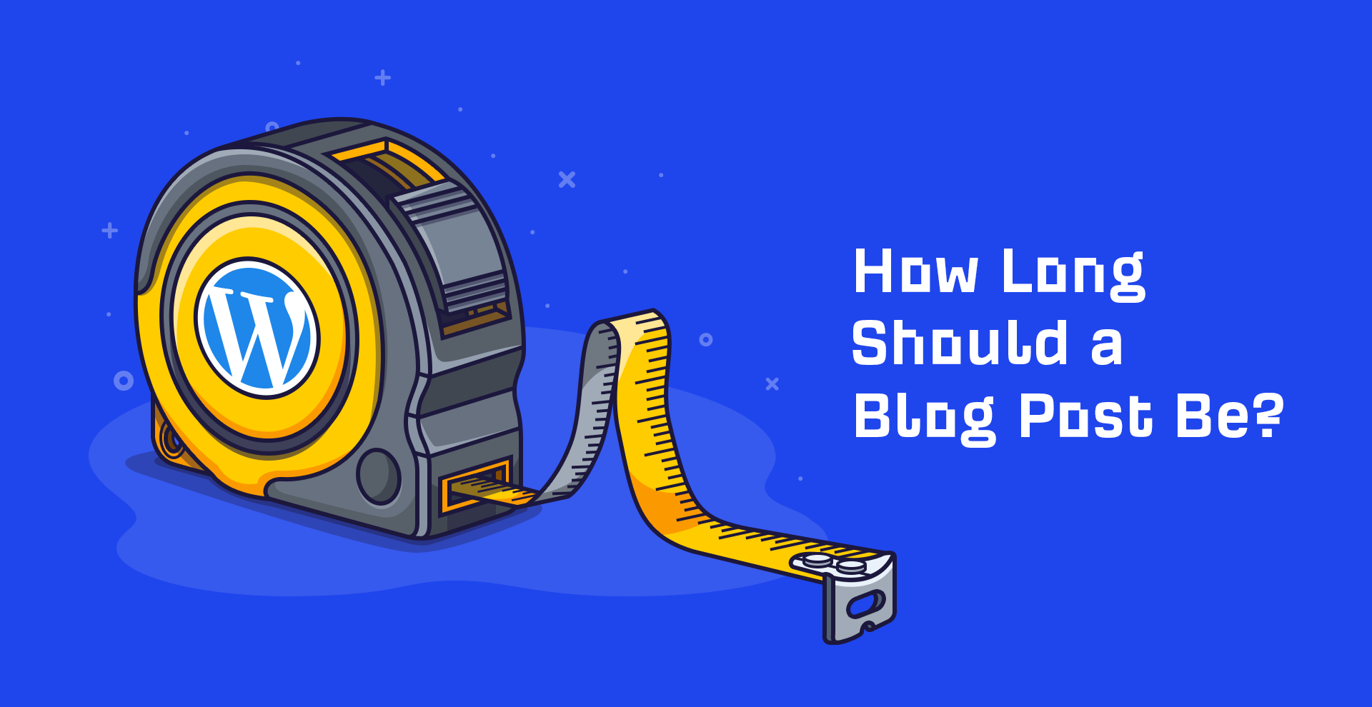 How Long Should Blog Posts Be? [The Real Answer] 17