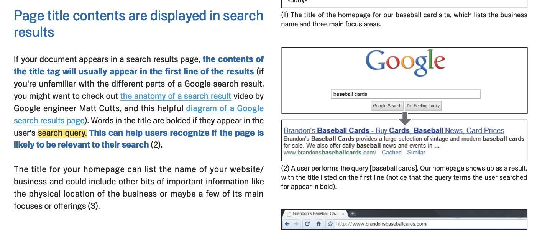 google seo starter guide