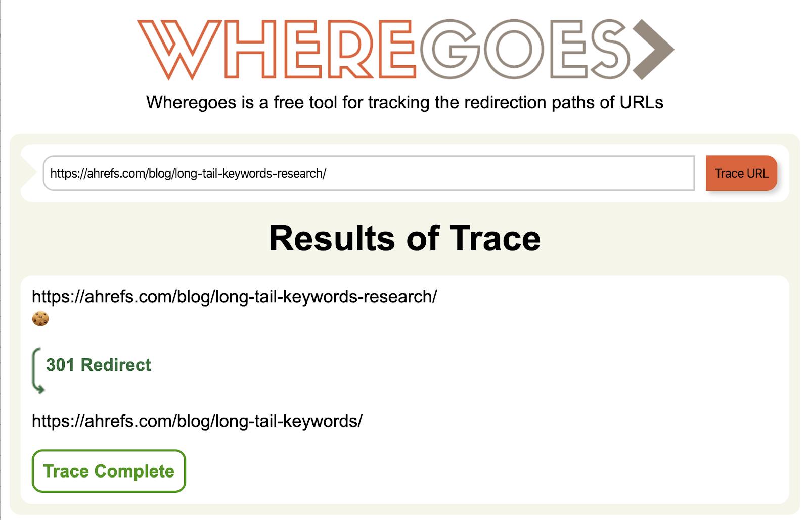 wheregoes
