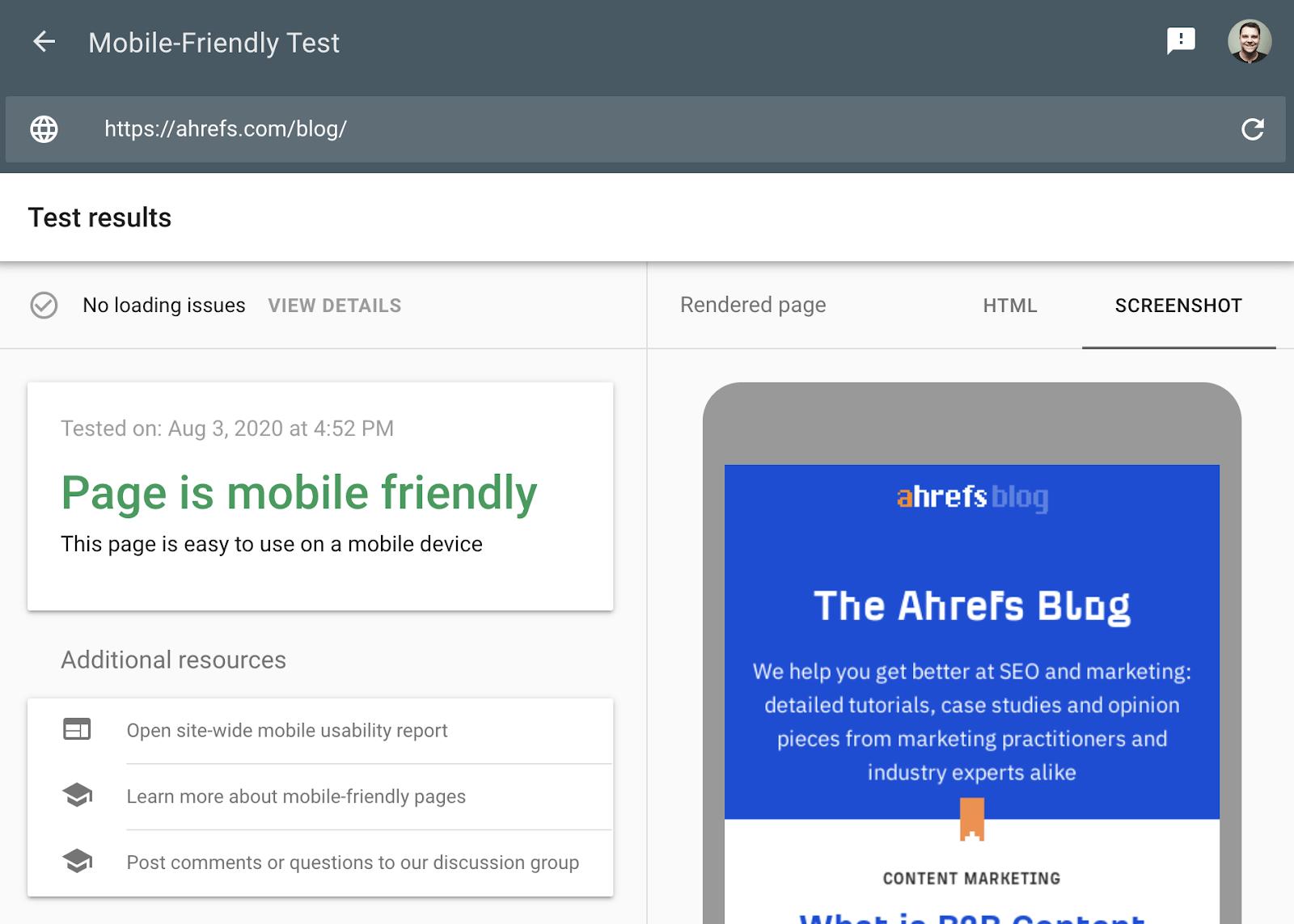 29 mobile friendly