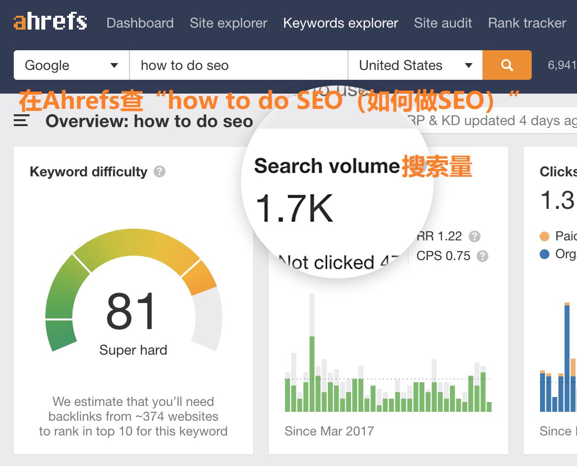 OK2 how to do seo keywords explorer