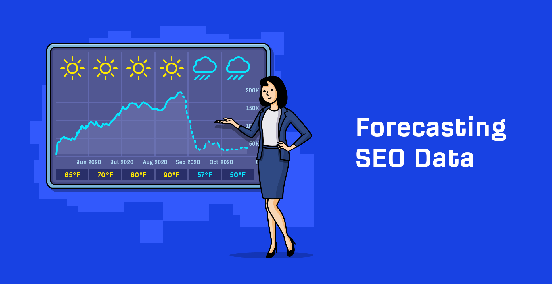 How to Use Data Forecasting for SEO [Scripts Included] 1
