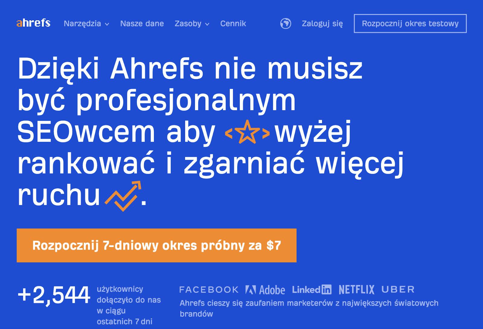 14 ahrefs polish