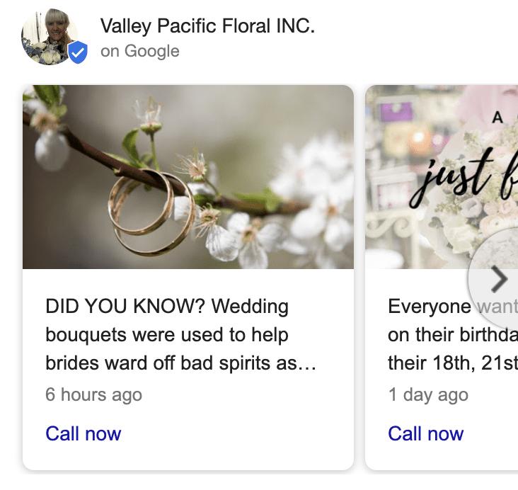 16 google posts