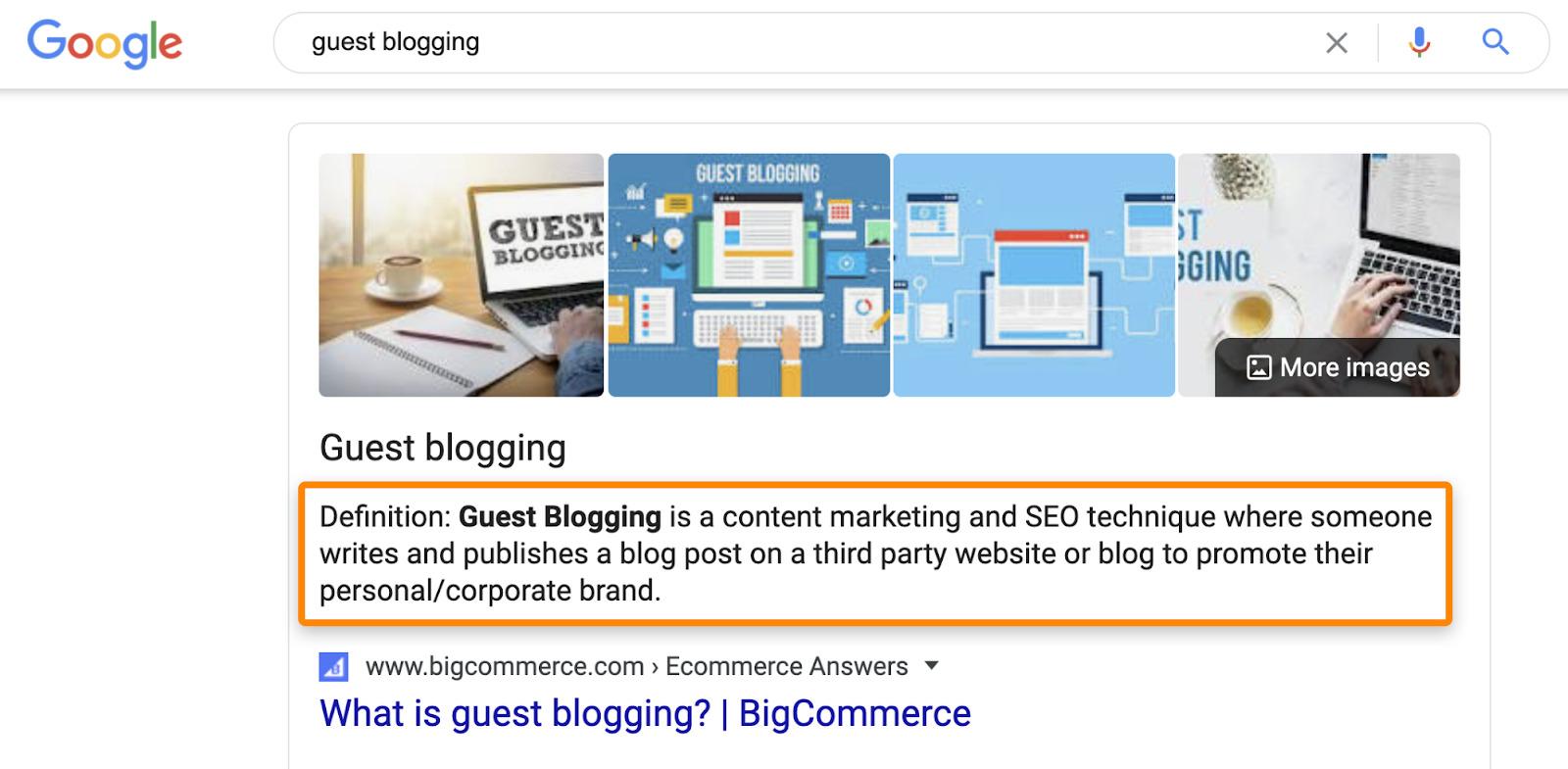 8 guest blogging snippet
