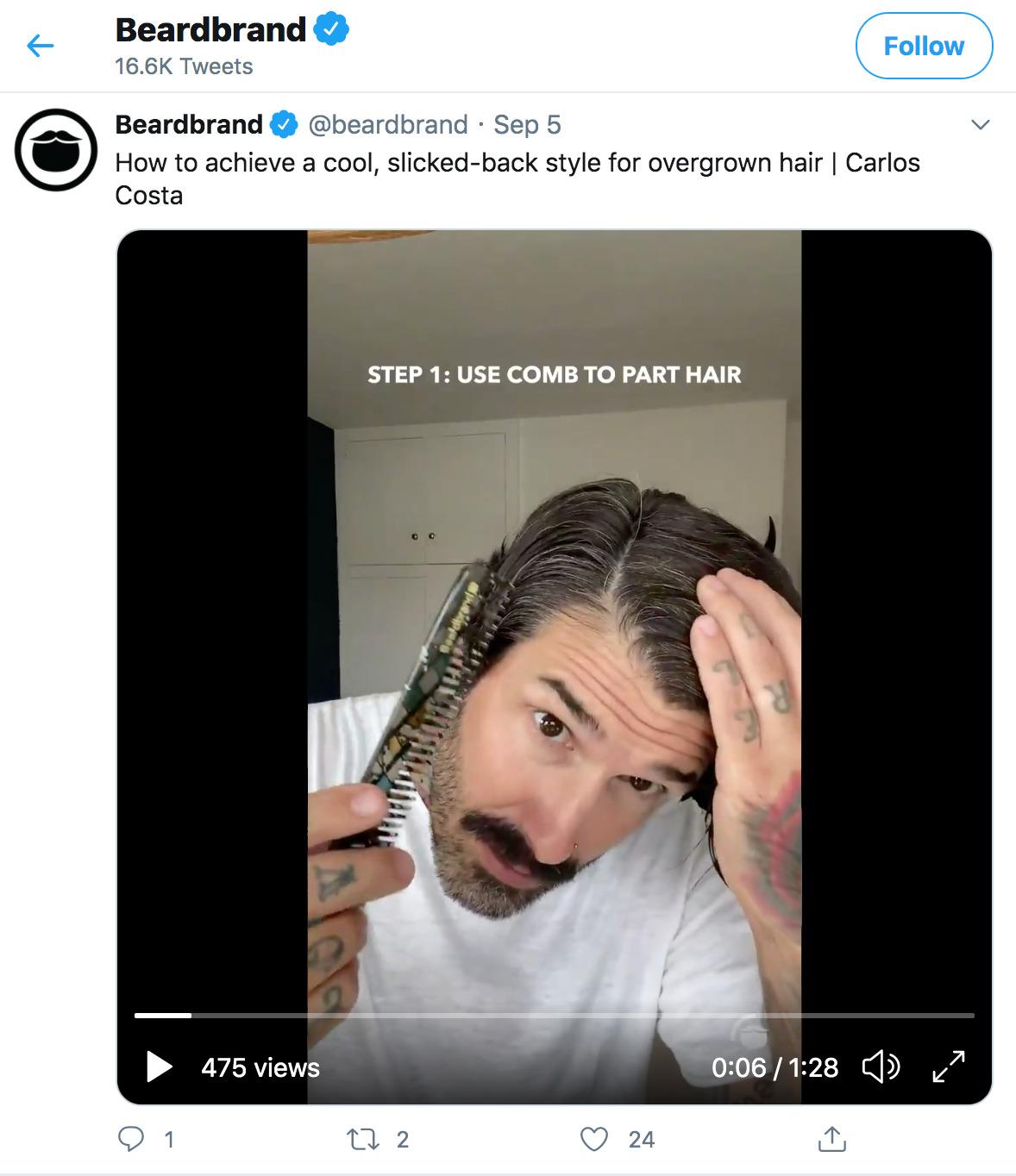 beardbrand twitter