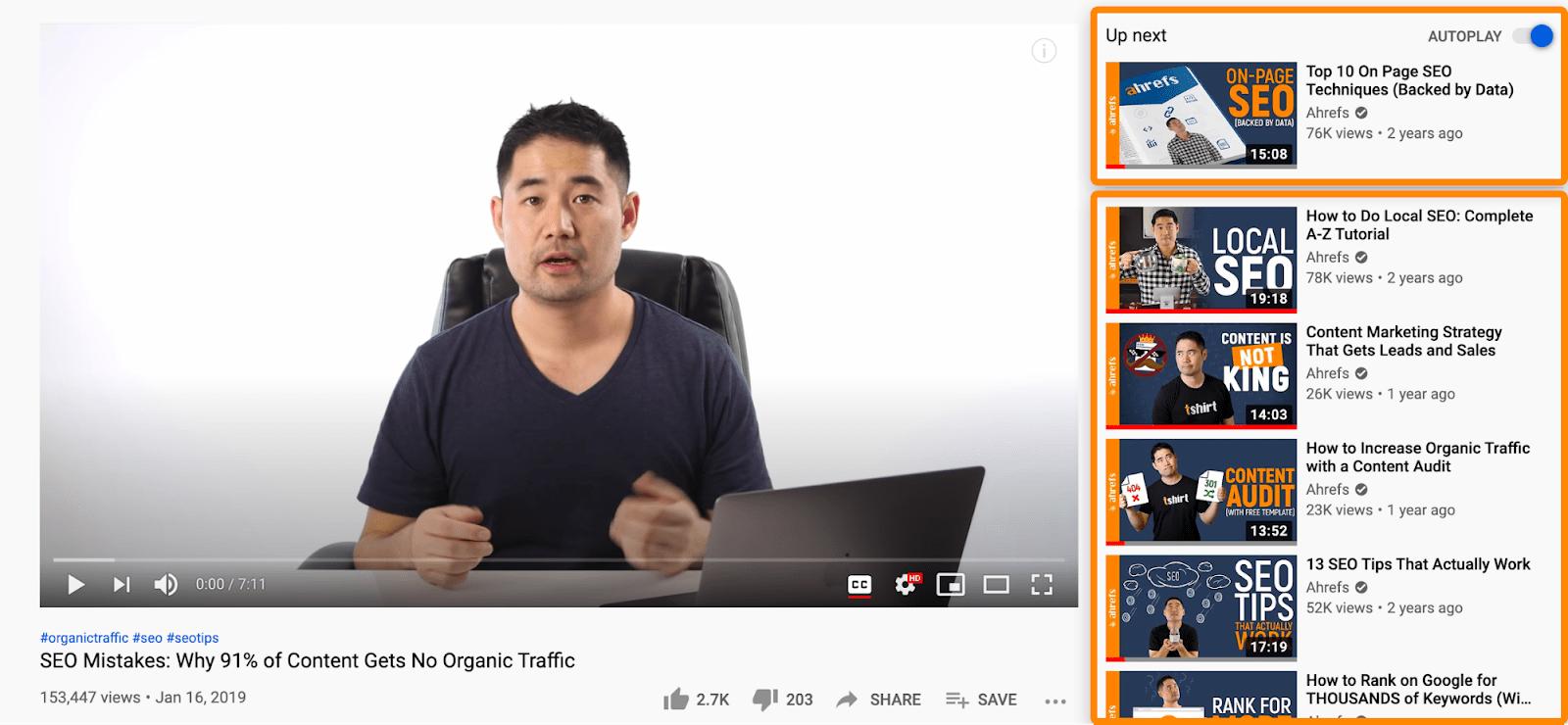 2 youtube sugerido