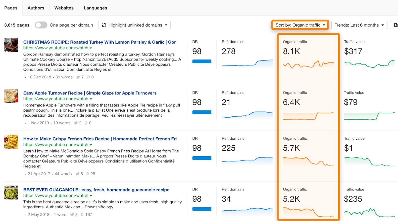 5 content explorer results 3