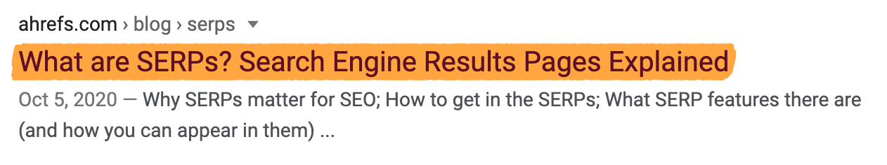 On-Page SEO: Complete Beginner's Guide 40