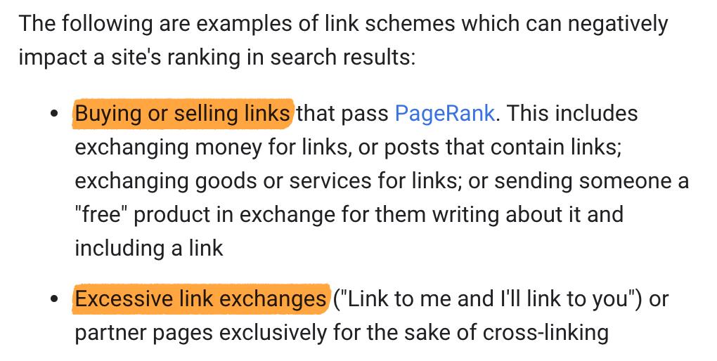 8 google link schemes 2