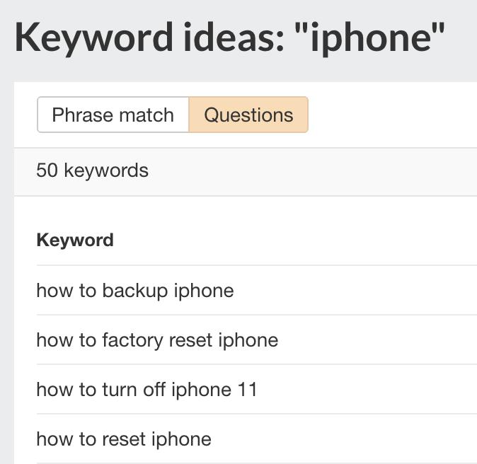 8 keyword generator 1