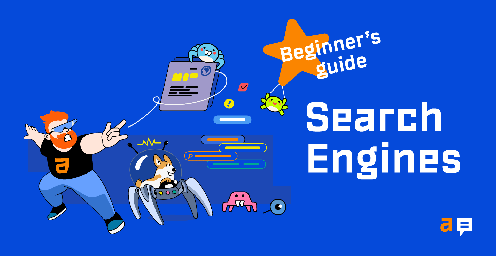 How Do Search Engines Work? Beginner's Guide