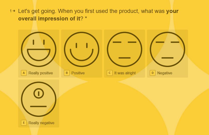 11 user feedback tool
