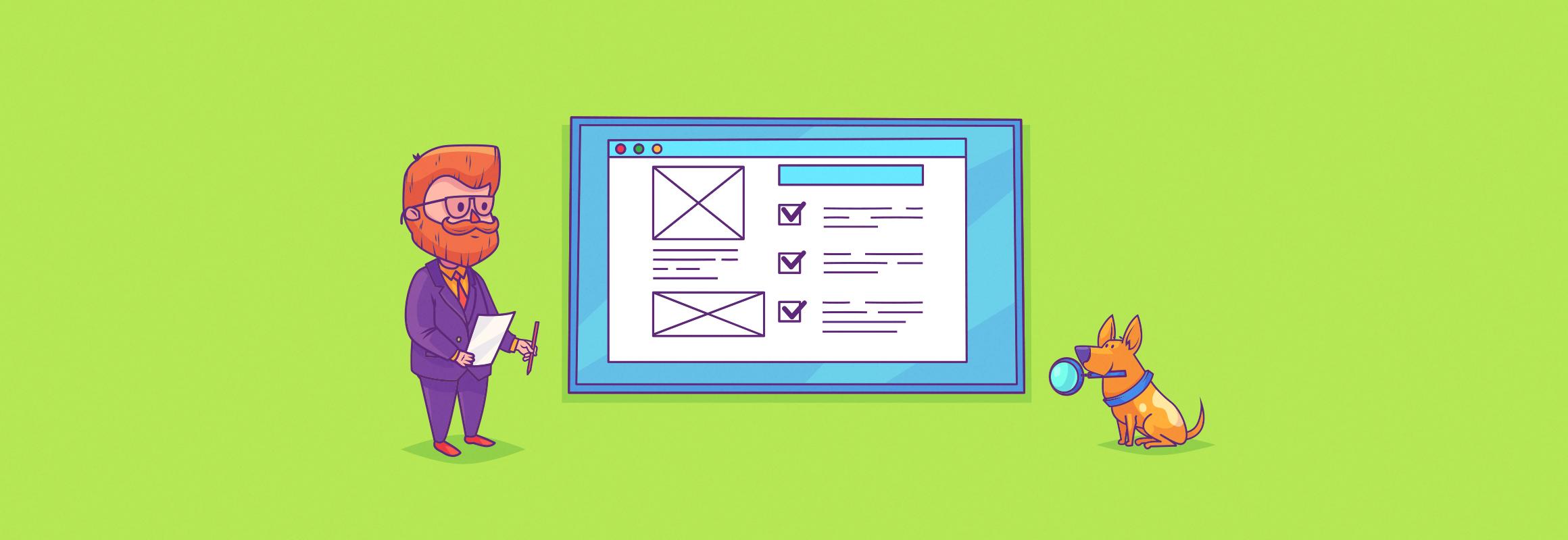 网站诊断的10个步骤:改善网站SEO和用户体验