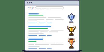 谷歌排名第一不是最重要的(基于10万关键词的研究)