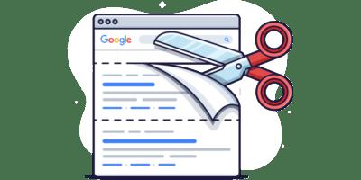 如何在谷歌搜索结果中移除网址(5个方法)